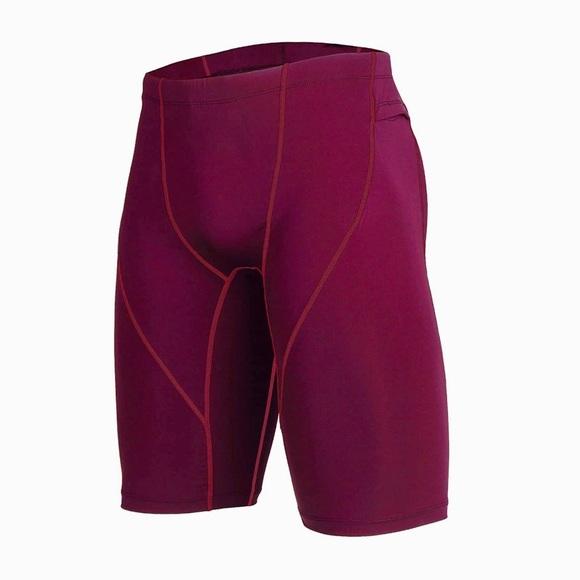 Beroys Compression Shorts w/Sidepocket